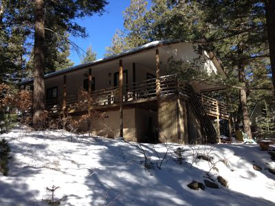Photo for 3BR Cabin Vacation Rental in Cloudcroft, New Mexico