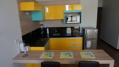 Photo for Modern apartment in Urbari for 3 people