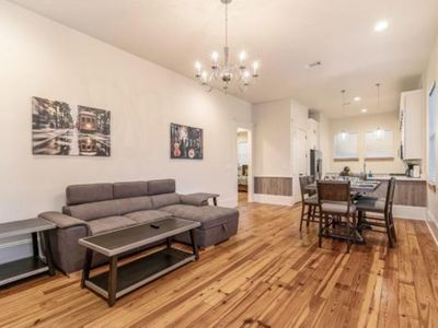 Photo for Hosteeva 3 BR Urban Condo Close to St. Charles 5 m Ride to FQ