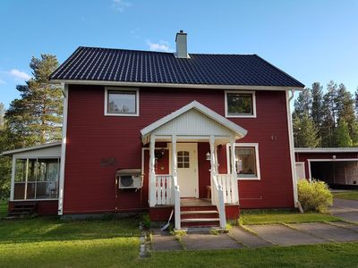Photo for Holiday house Vidsel for 2 - 7 persons with 4 bedrooms - Holiday house