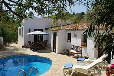 Photo for Private Newly refurbished Villa With Spectacular Country Views, Own Pool, Garden