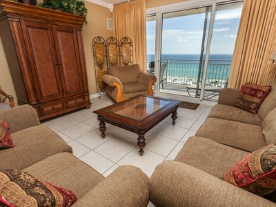 "Photo for ""Islamorada"" condo w/ furnished balcony & shared fitness center - gulf views!"