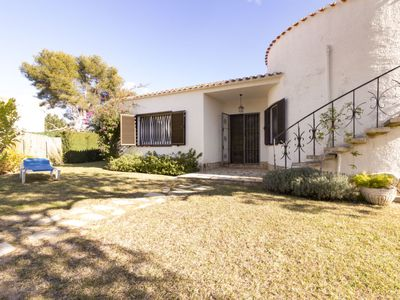 Photo for 3 bedroom Villa, sleeps 7 in Ardiaca with Pool and Air Con