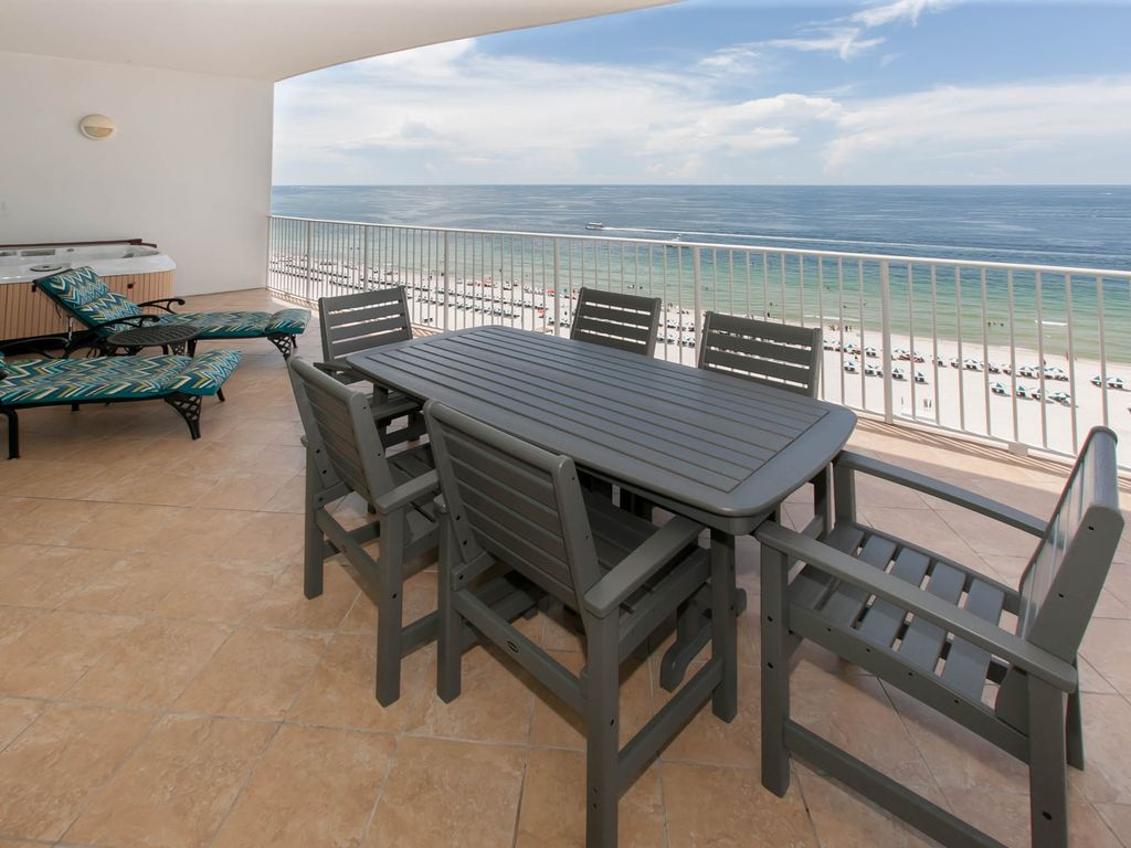 Turquoise Place 909D: 4 bedroom. Lazy River. FREE Golf, Deep sea ...