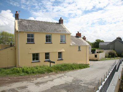 Photo for Spacious, cosy home on the Pembs coastal path, close to St. Davids and beaches