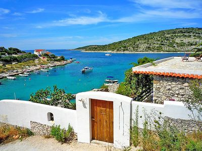 Photo for Vacation home Casa Mediterranea  in Marina/Sevid, Central Dalmatia - 6 persons, 3 bedrooms