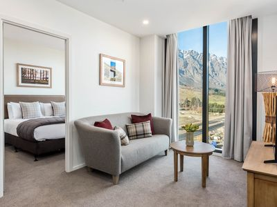 Photo for 2BR Apartment Vacation Rental in Queenstown