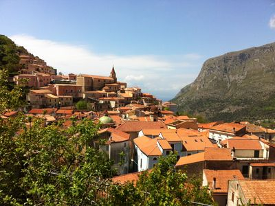 Photo for Pretty house in Maratea Old Town