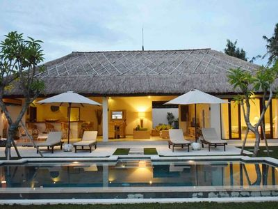 Photo for 4 Bedroom villa - WITH RICE PADDY VIEWS