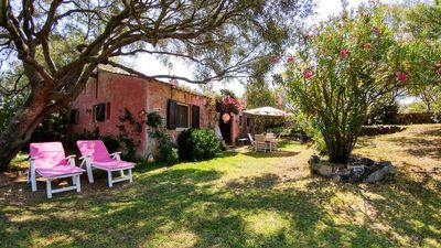 Photo for Nice Garden Villa near Costa Smeralda