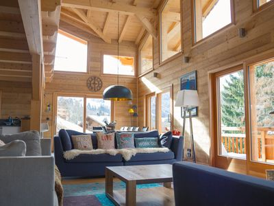 Photo for Luxury chalet in Chatel, rated 4 *