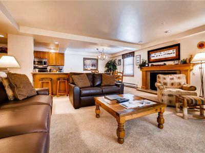 Photo for Slopeside Condo, Air Conditioning for Summer Days/Nights, Pool/Hot Tubs & Fitness Center!