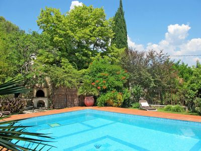 Photo for Vacation home Hausteil mit Pool (CUR100) in Cuers - 4 persons, 2 bedrooms