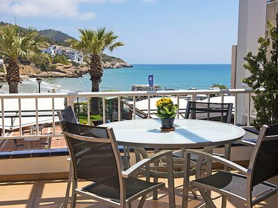 Photo for Vacation home Casa Port Aiguadolç  in Sitges, Costa del Garraf - 6 persons, 3 bedrooms