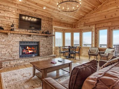 Photo for Prime Location with Stunning Views, Hot Tub, Game Room