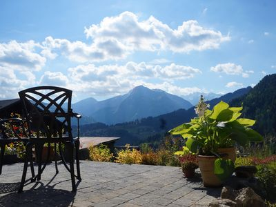 Photo for Outstanding cottage for 2 with stunning views, near Morzine