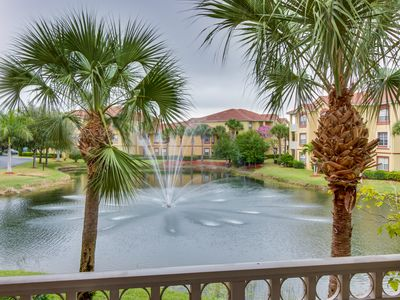 Photo for Waterfront condo w/ shared pool & entertainment - close to beach & golf!