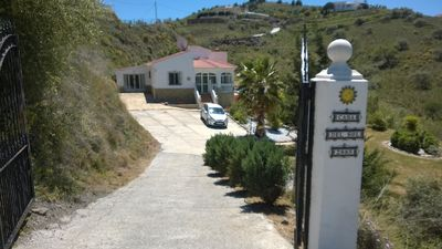 Photo for Beautiful villa with countryside views off the Torrox/Frigiliana Road
