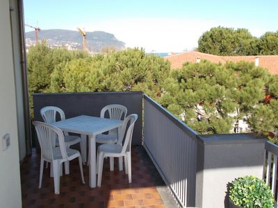 Photo for M36 - Marcelli, four-room apartment 30 meters from the sea