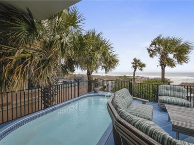 Photo for Fabulous Oceanfront Home, Private Pool, Elevator, & Beautiful Views