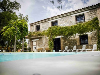 Photo for Self catering Caserío Lo Bulle for 12 people