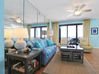 Photo for 1004E - Book your stay today in this Inviting 3BR Beachfront Condo!