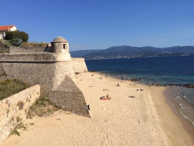 Photo for Grand F2 Citadelle Ajaccio building and historic district. FR7D7ZXH