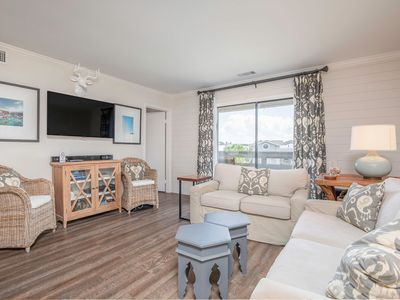 Bay View Condo on Tybee's North End, Community Pools