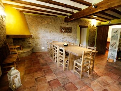 Photo for Self catering Mas Vilar for 6 people