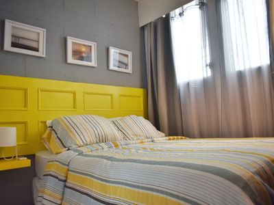 Photo for ✰Cozy &Stylish Studio in Antiguo Cuscatlan✰Private Garden✰A/C✰Wifi✰Cable✰Securit