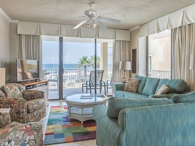 Photo for HAVE A BALL with Kaiser in Summer House #206A: 3 BR/2 BA Condo in Orange Beach Sleeps 8