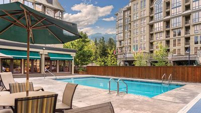 Photo for BEST OPTION - VILLAGE ! 2 RM SUITE, private HOT TUB, kitchen, pool, next to Gond