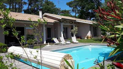 Photo for Large villa with pool