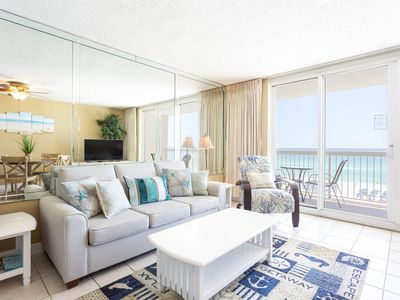 Photo for Upgraded 5th Flr Pelican Beach Resort -1 bedroom - On the beach-