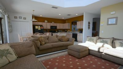 Photo for Near Disney World - Terra Verde Resort - Feature Packed Cozy 7 Beds 5.5 Baths Villa - 6 Miles To Disney