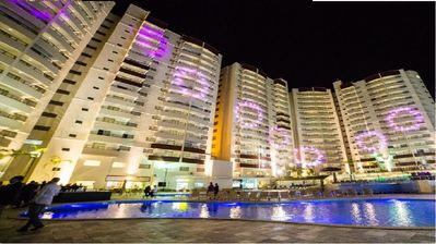 Photo for 1BR Apartment Vacation Rental in Olímpia, SP