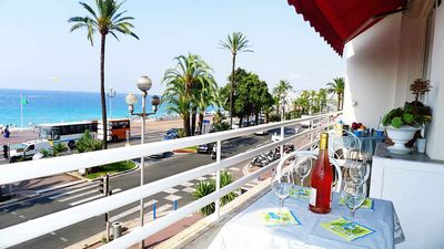 Photo for LIDO PROMENADE  AP4020 - Apartment for 4 people in Nice