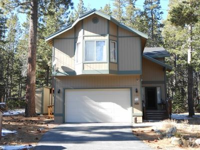 Photo for 2046K- Wonderful home in Tahoe Paradise