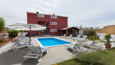 Photo for spacious house in Rovinj with Pool for 12 people
