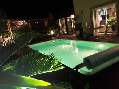 Photo for VILLA WITH PRIVATE SWIMMING POOL 6 PEOPLE NEAR VALRAS
