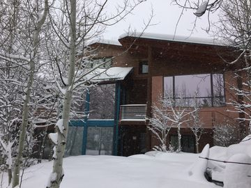 Aspen Home /Mtn Views, Minutes to Lifts, Designed for Entertaining, & Adventures