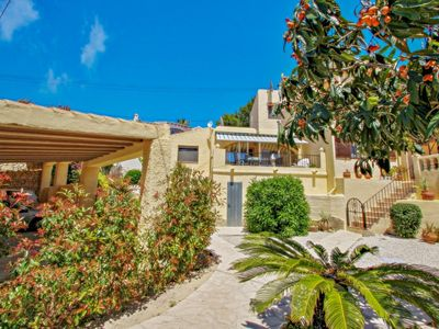 Photo for David - holiday bungalow with pool in Teulada