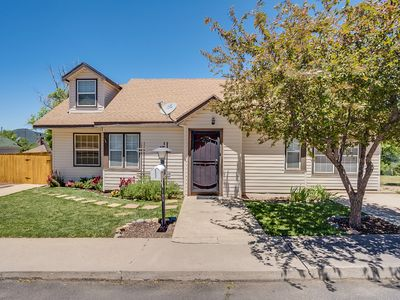 Photo for Brand new listing with A/C. The Sherman House in Historic downtown Williams, AZ.