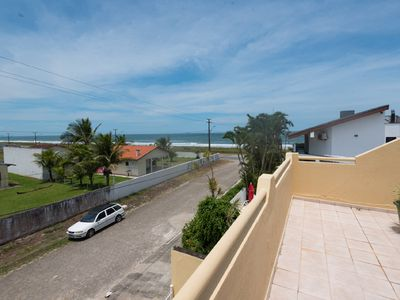 Photo for Triplex with sea view!  20 meters from the beach!
