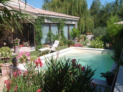 Photo for 1BR Studio Vacation Rental in Eyragues, Provence-Alpes-Côte-D'Azur