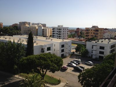 Photo for Luxury Top Floor Apartment In Vilamoura With Far Reaching Sea Views