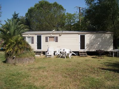 Photo for mobile home 4-6 places