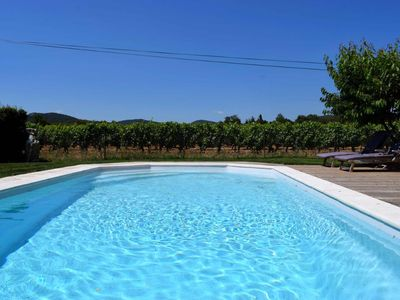 Photo for House 8 people swimming pool near sea