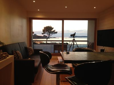Photo for Apartment great sea view