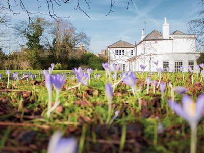 Photo for The White House - Stunning Regency Grade II Listed Detatched House